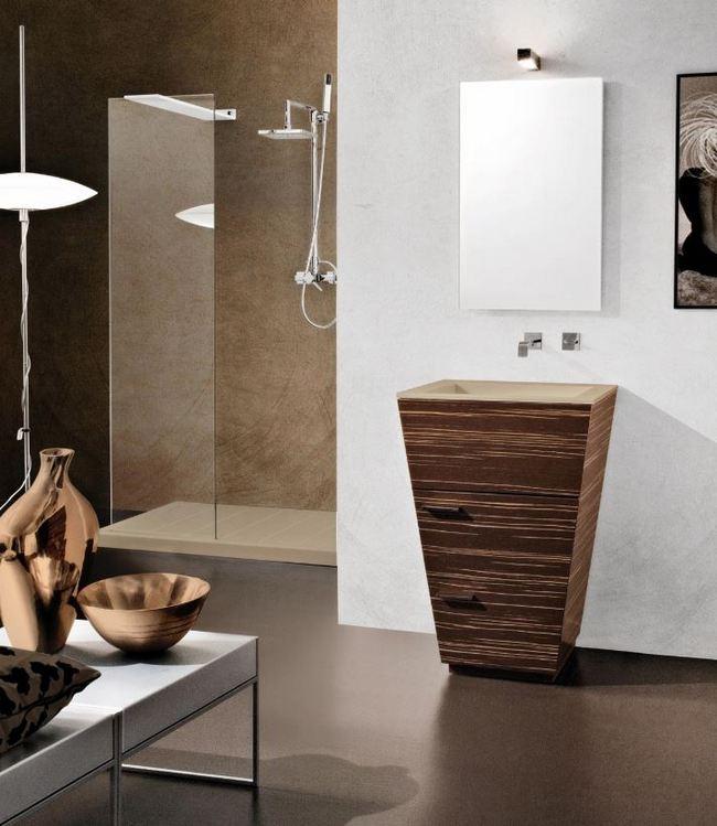 Aranżacja łazienkowa LASA IDEA