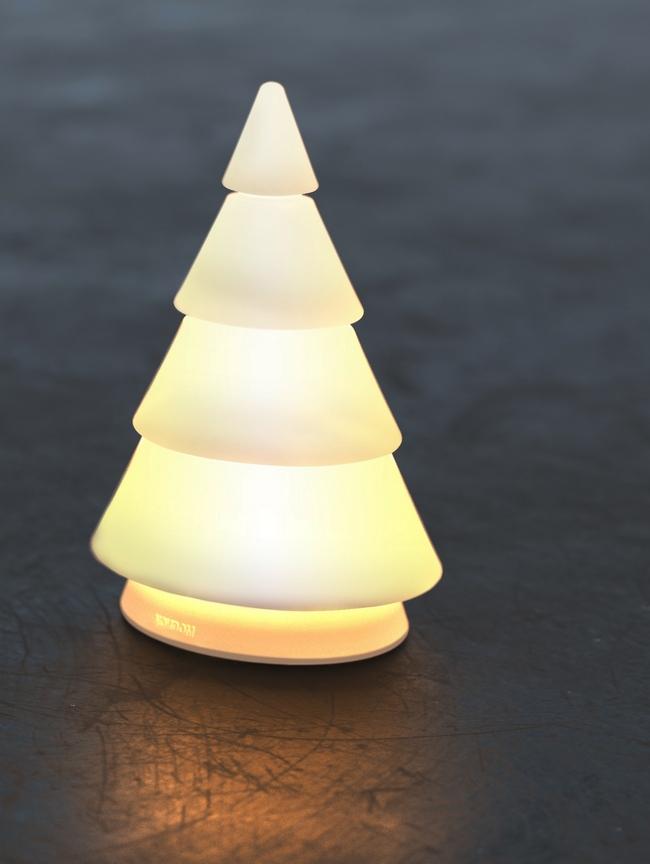 Świecące drzewko bożonarodzeniowe FOREST Vondom – dekoracja do wnętrz
