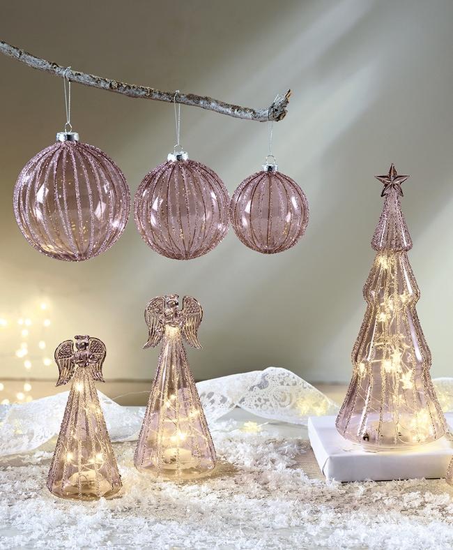Podświetlane dekoracje Mascgani