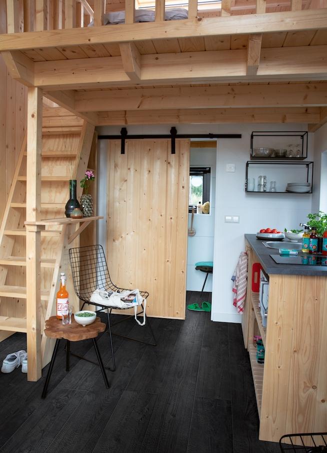 Minimalistyczny dom; Quick-Step