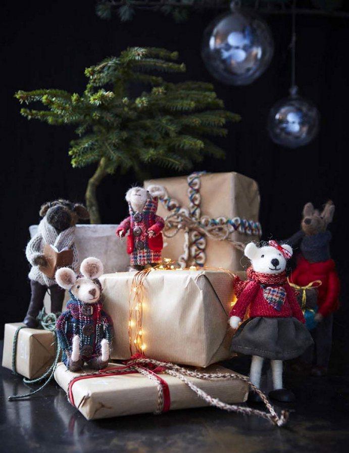 Dekoracje świąteczne The White Company