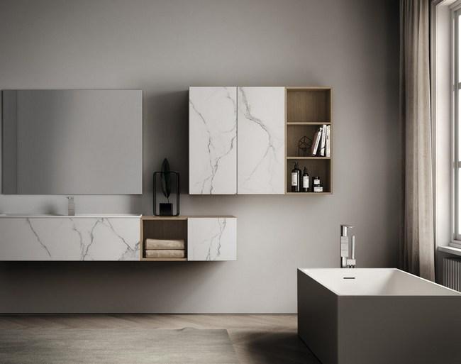 Mała łazienka w luksusowym wydaniu Idea Group