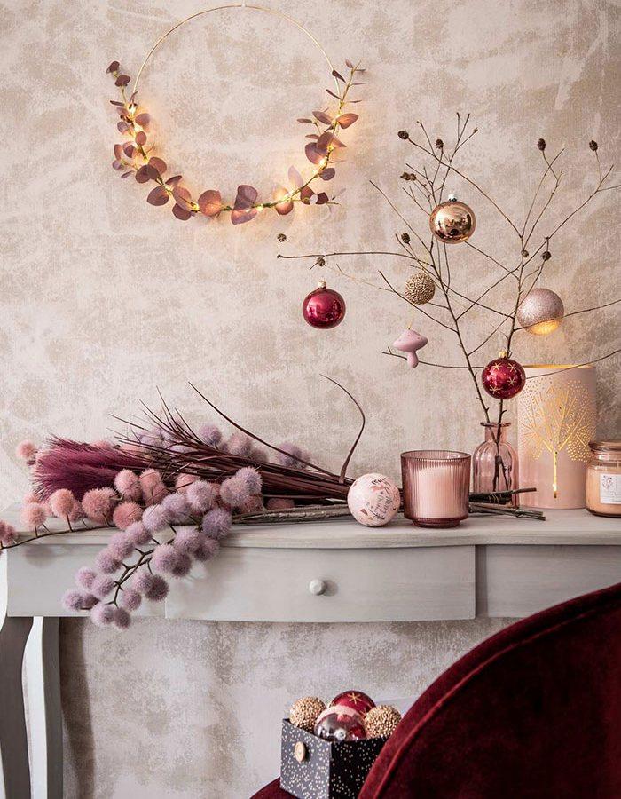 Świąteczna aranżacja Maisons du Monde