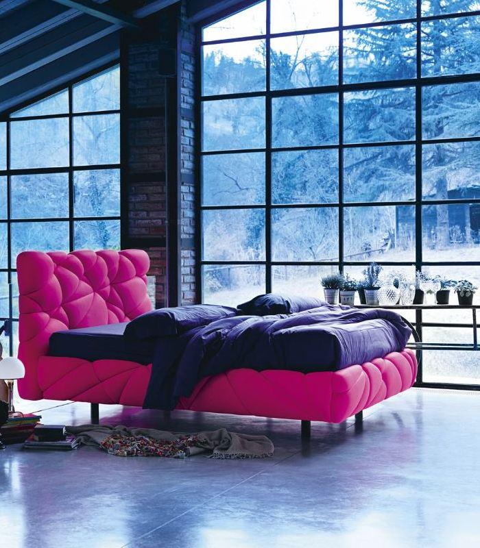 Spektakularne łóżko Noctis