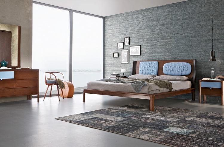Współczesna elegancja w sypialni w wydaniu Bamax