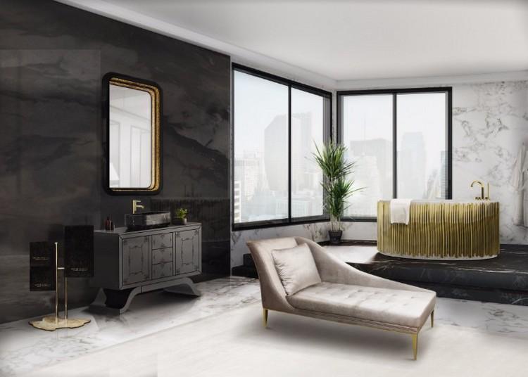 Elegancka łazienka Maison Valentina