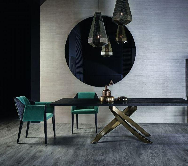 Tapicerowane krzesła Bontempi
