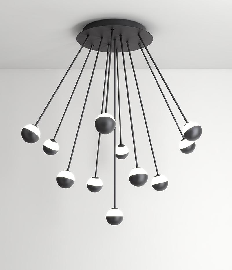 Wieloramienna lampa Estiluz