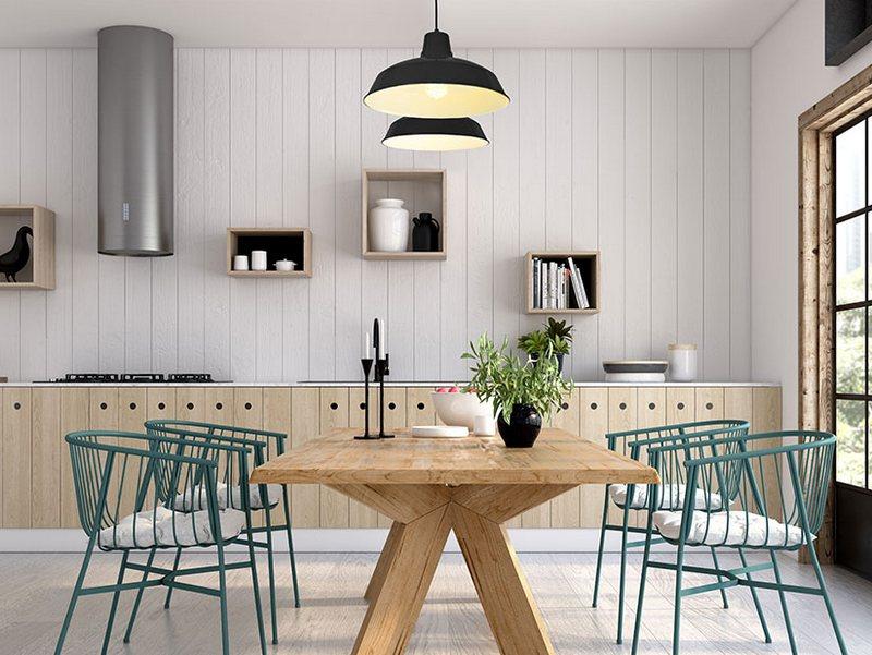 Jadalnia w kuchni; źródło: https://www.innermost.net