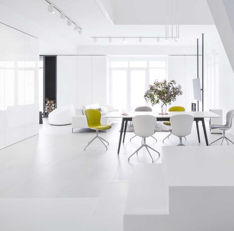 Idealnie biała podłoga; Casalgrande Padana