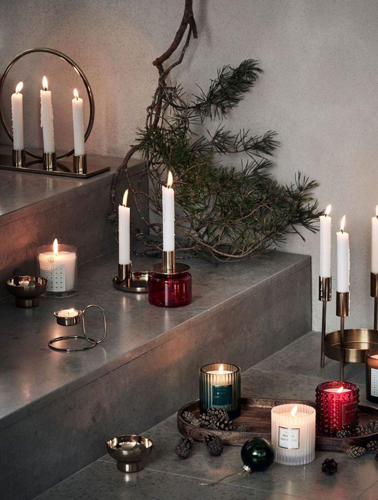 Dekoracje świąteczne H&M