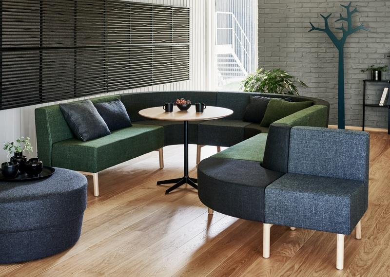 Designerski minimalizm /Swedese
