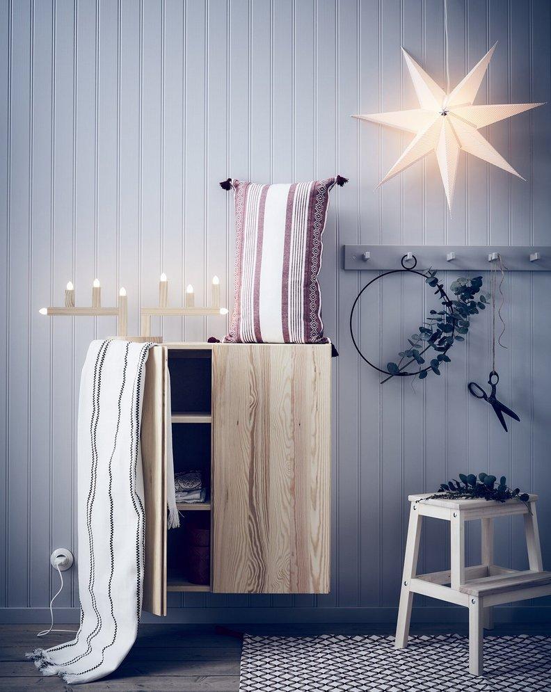 Skandynawskie dekoracje IKEA