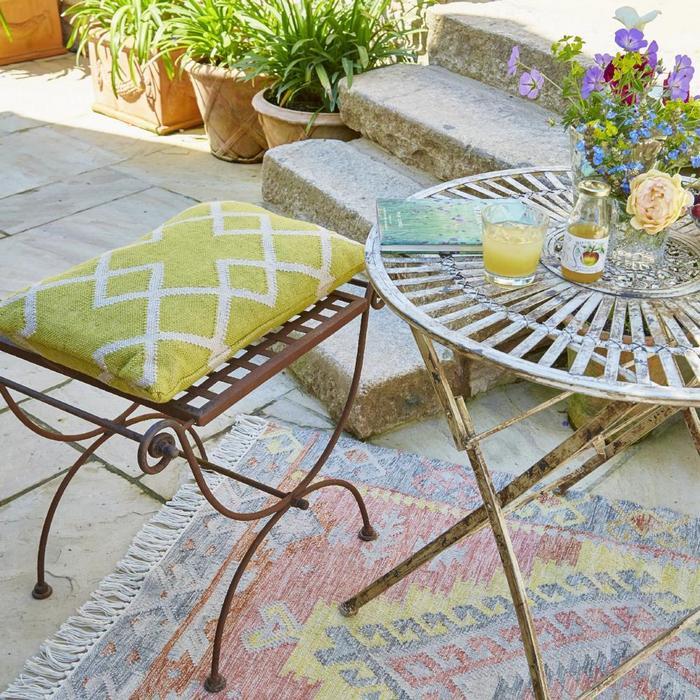 Tekstylia do użytku zewnętrznego Weaver Green
