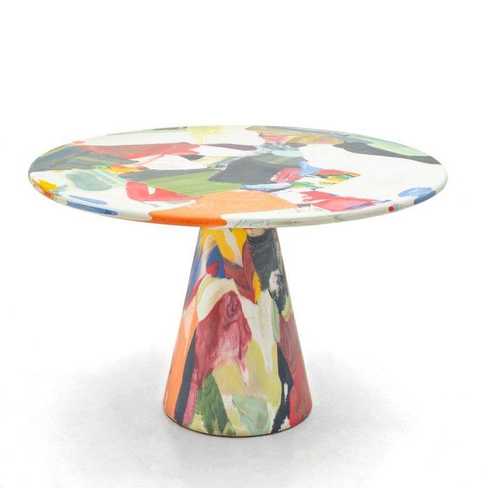 Stół z recyklowanego plastiku Dirk Vander Kooij