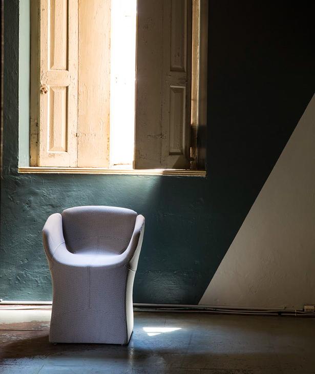 Fotel Bloomy / Moroso