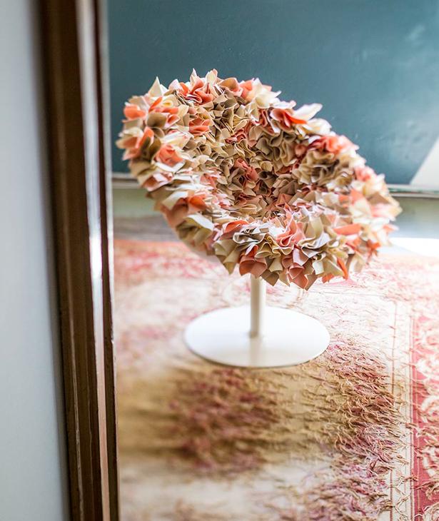 Niezwykły fotel Bouquet / Moroso