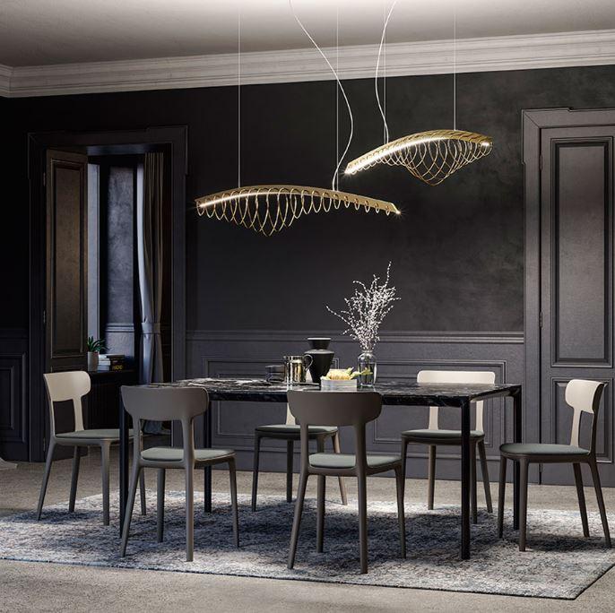 Designerskie lampy wiszące MM Lampadari