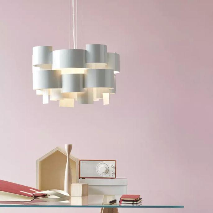 Metalowa lampa MM Lampadari