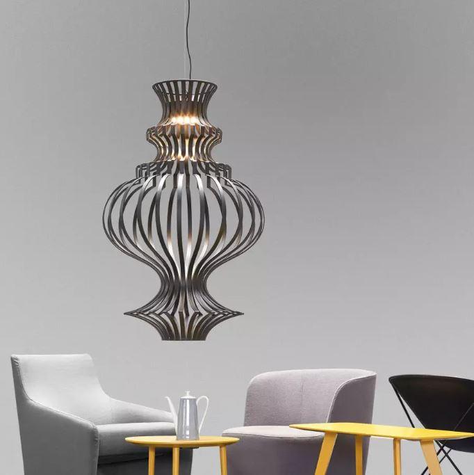 Ażurowa lampa wisząca MM Lampadari