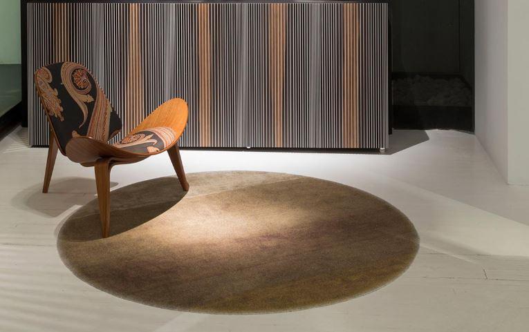 Okrągły dywan G.T. Design