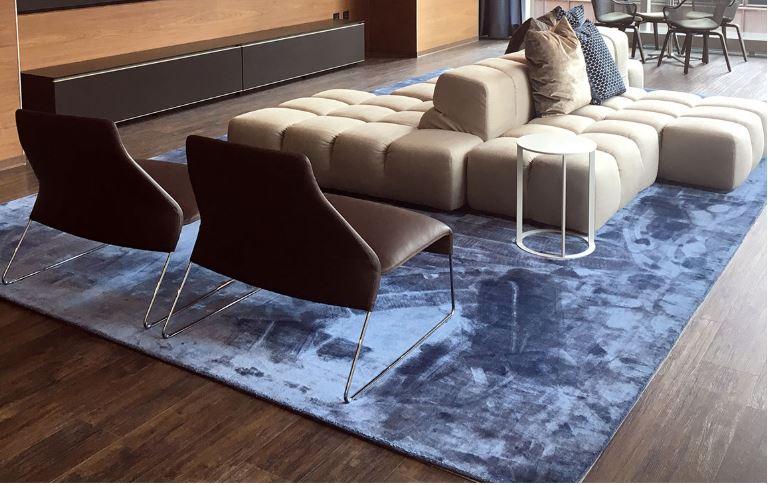 Oryginalny dywan wielowymiarowy G.T. Design