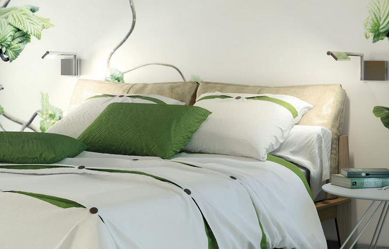 Minimalistyczne lampy ścienne do sypialni Estiluz