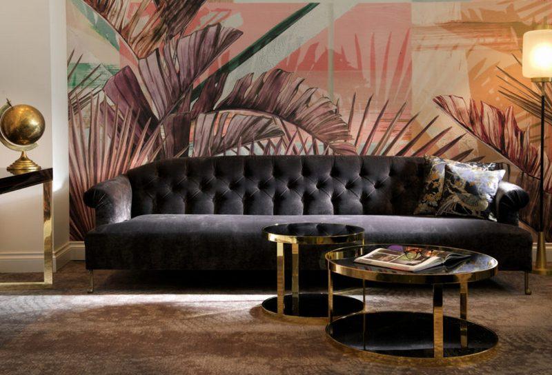 Sofa do salonu Dom Edizioni