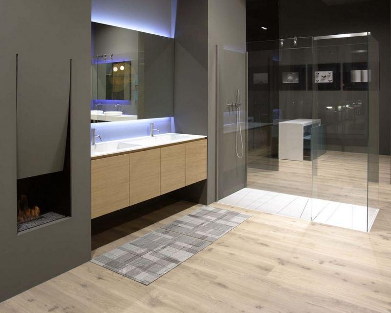 Nowoczesna łazienka w wysokim standardzie Antonio Lupi