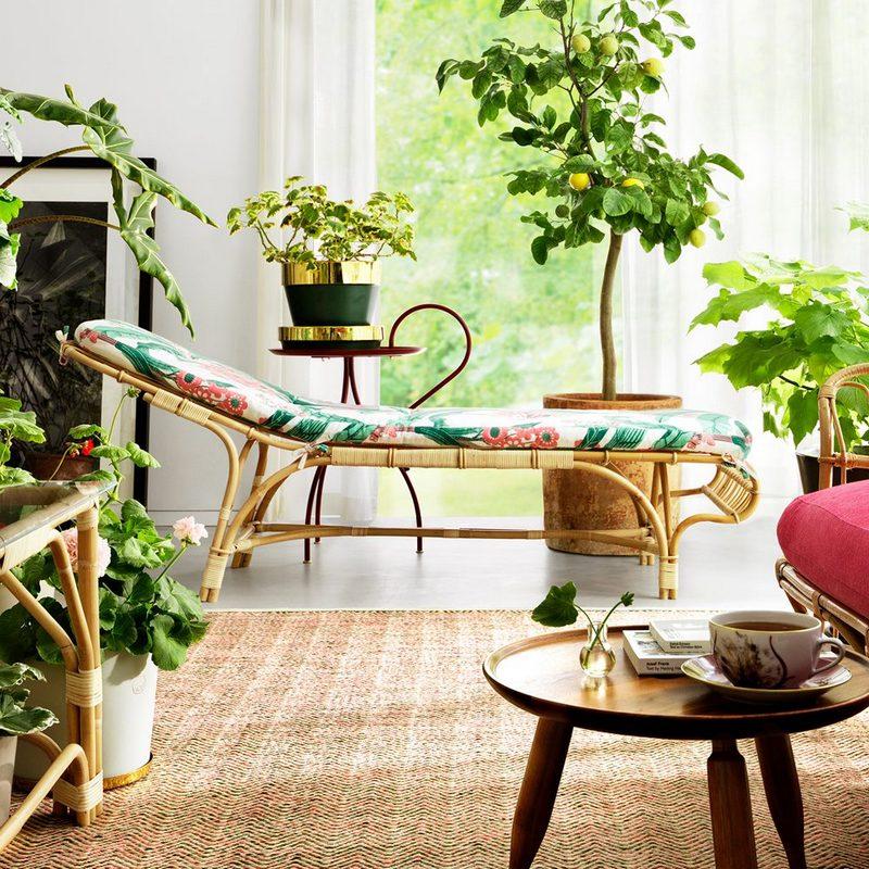 Kolorowe wnętrza; Svenskt Tenn