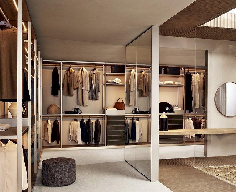 Konstrukcje do garderoby; Poliform