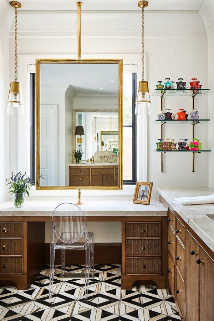 Aranżacja łazienki Bailey Austin Design
