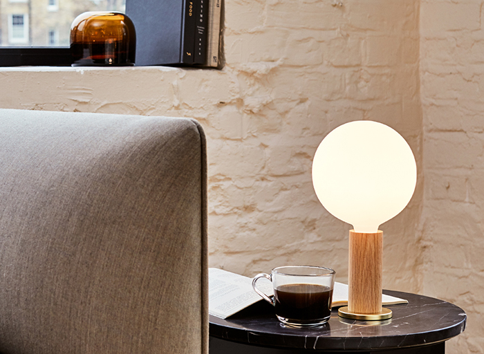 Lampa stołowa Tala