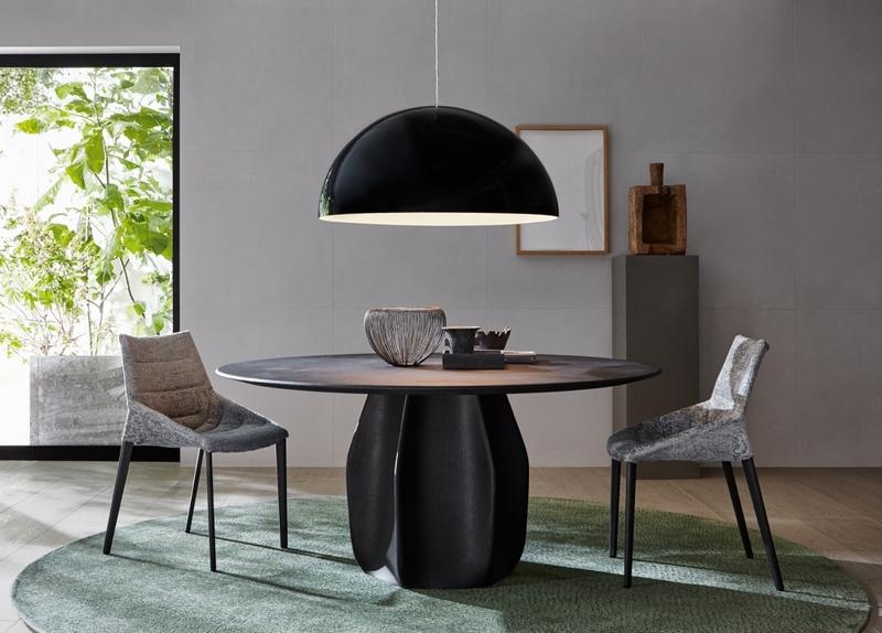 Okrągły stół do salonu Molteni&C