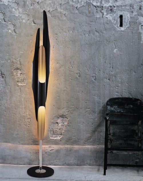 Modernistyczna lampa podłogowa DelightFULL