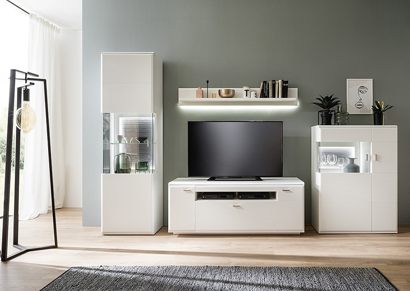 Zestaw mebli salonowych MCA Furniture