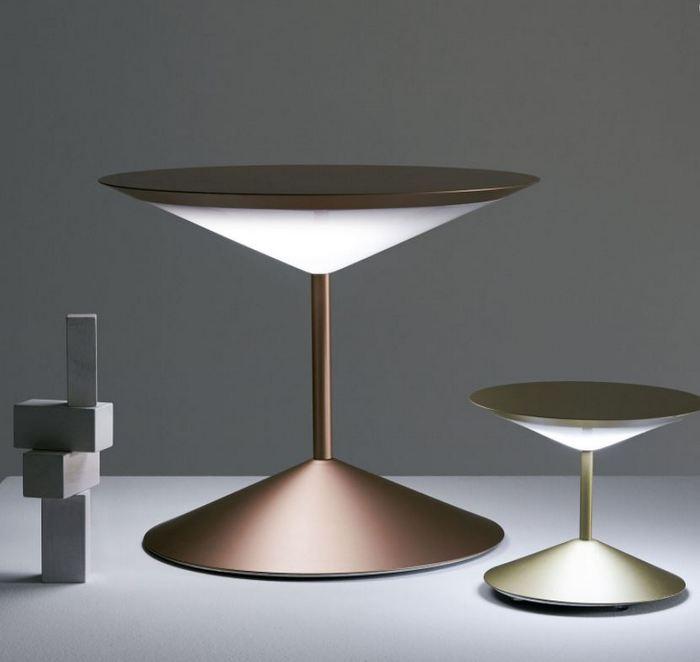 Nowoczesne lampy przenośne Lightology