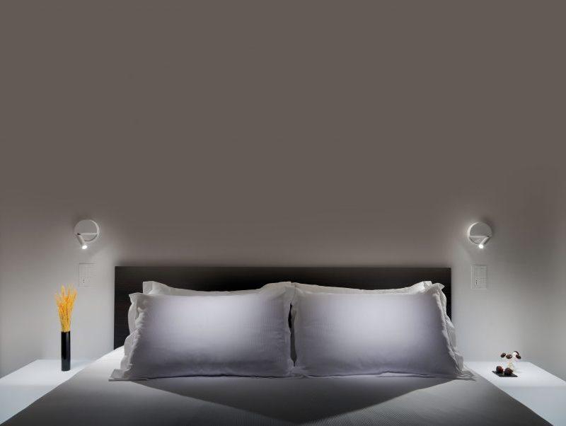 Lampy ścienne do sypialni Marset