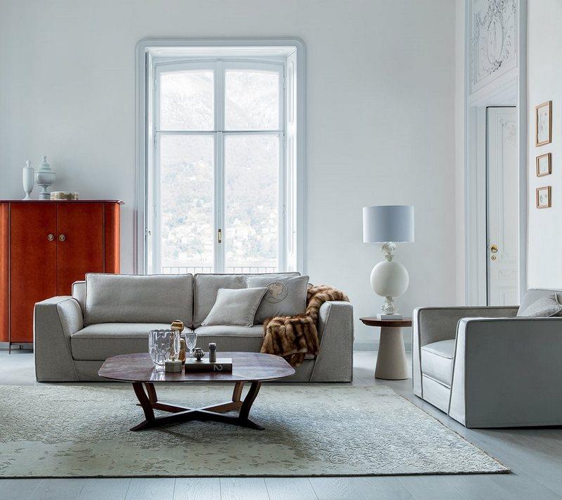 Fotele do kanapy – komplet salonowy Alberta