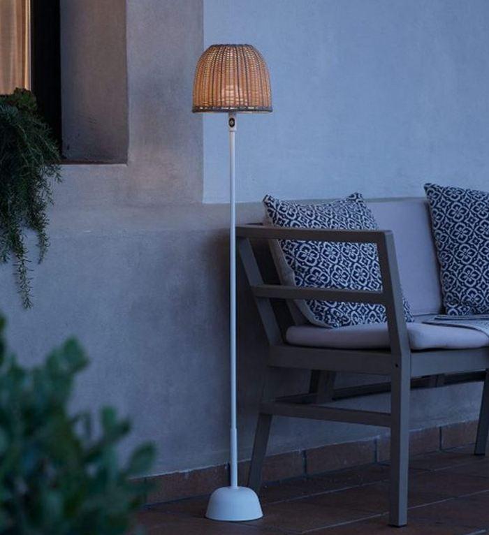 Przenośna lampa podłogowa do ogrodu Lightology