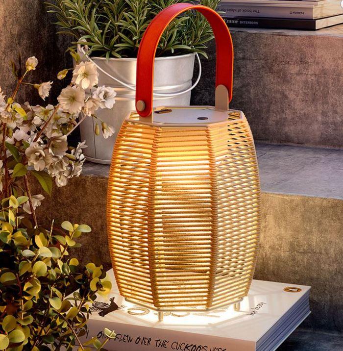 Outdoorowa latarnia Lightology