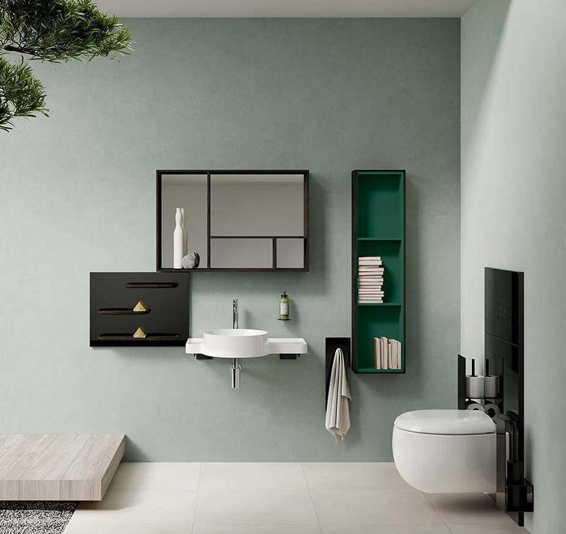 Meble łazienkowe VitrA Bathrooms / Architonic
