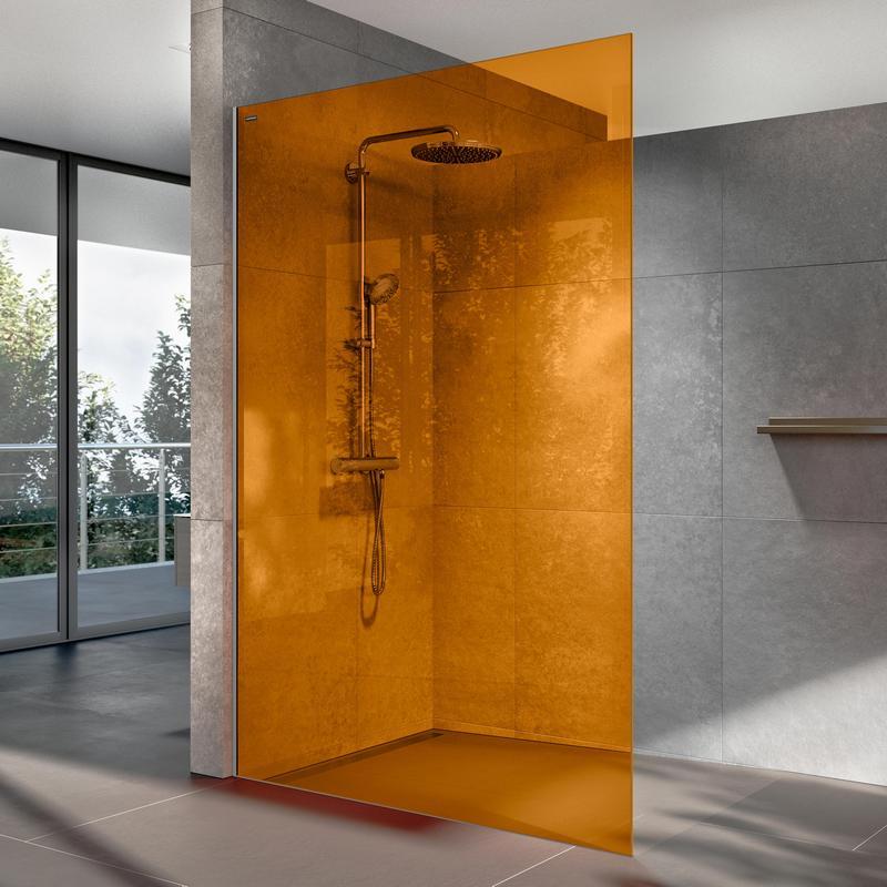 Trendy łazienkowe – nowoczesny prysznic Duscholux AG