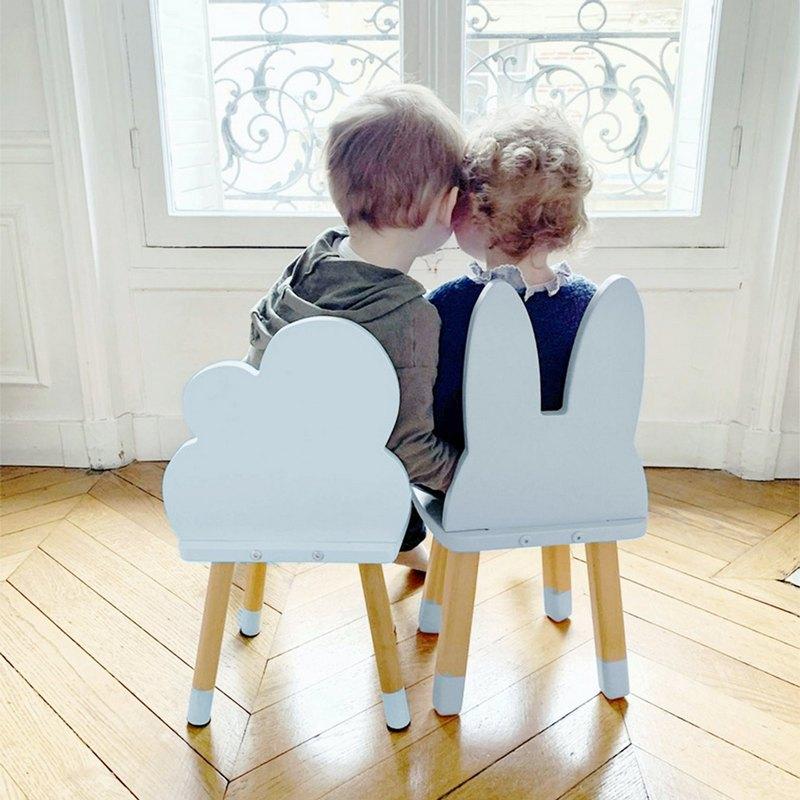 Kolorowe krzesła do pokoju dziecięcego BoogyWoody