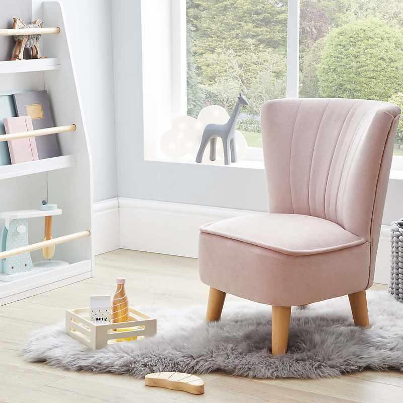 Fotel do pokoju dziecięcego Dunelm