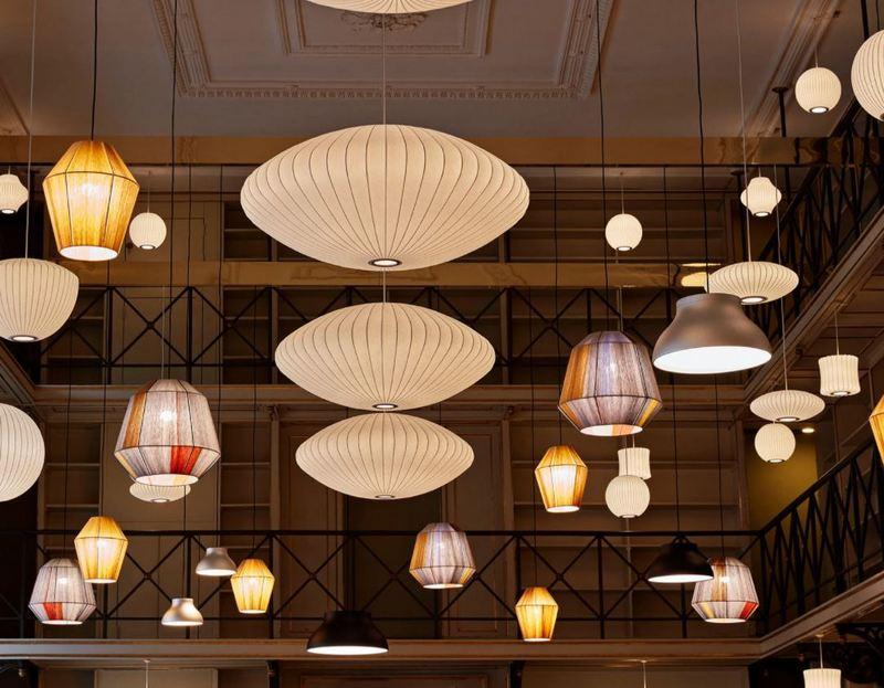 Najmodniejsze lampy ręcznie wyrabiane Ana Kraš / HAY