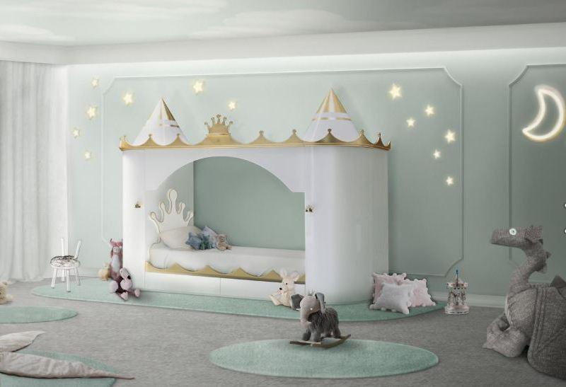Ozdobne lampy dla dzieci Circu