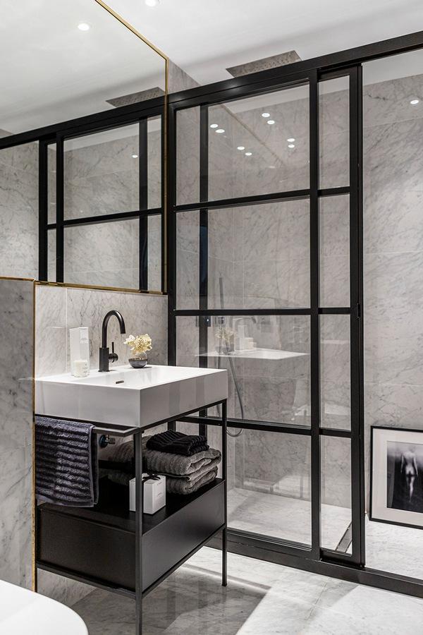 Elegancka łazienka; https://www.nordicstandard.es/