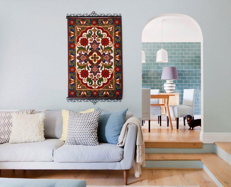 Wnętrza w stylu marokańskim; http://www.2lgstudio.com/