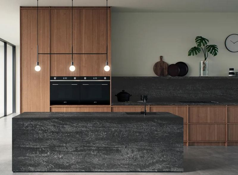 Nowoczesna kuchnia https://www.architecturaldigest.com/